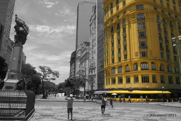 Rio de Janeiro: Cinelândia, Yellow