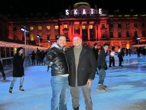 Somerset House Ice Skating