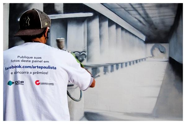 São Paulo: Mural Paulista 120, concurso