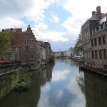 Canal em Gent