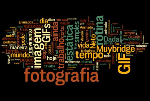 Muybridge Neto: Foto.Experimentando