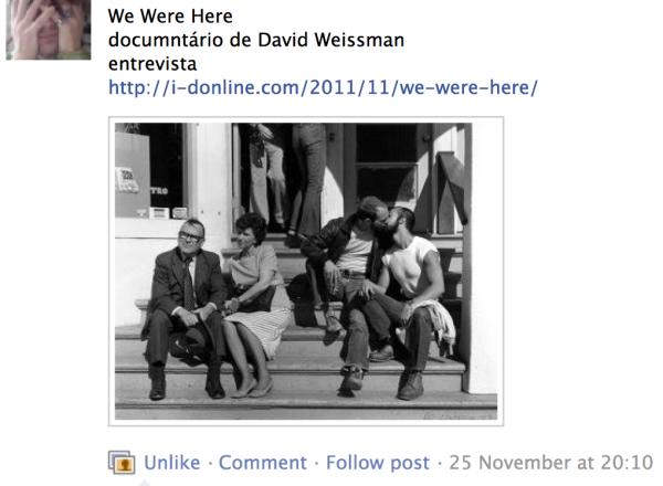 AH!: David Weissman