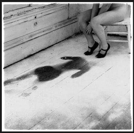 Francesca Woodman: Untitled, Providence, Rhode Island, 1976