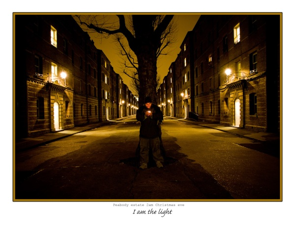 I am the Light (Pimlico Project), David Goldenberg