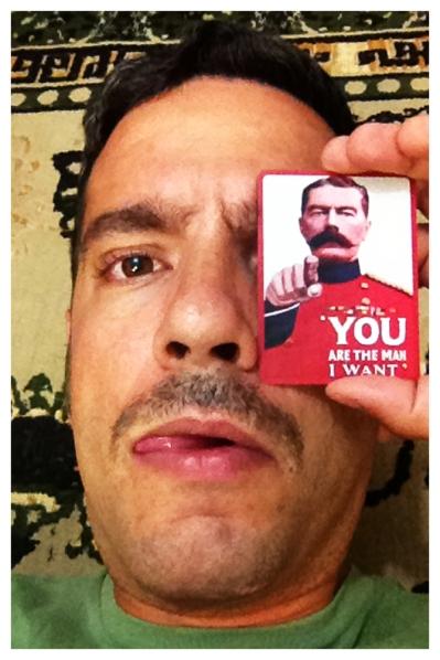 Movember 8th