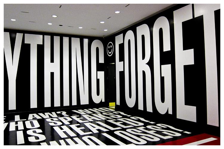 Washington: Forget Everything (Kruger)