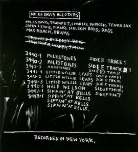 Discography Two (1983), Basquiat