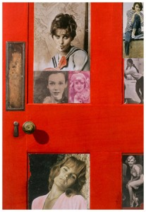 Girlie Door, Peter Blake (1959)