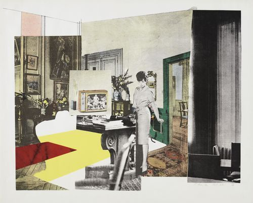 Interior, Richard Hamilton (1964)