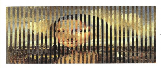 Smiling Landscape, Jiri Kolar (1967)