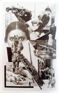 fotomontagem p/ Pro éto, Rodchenko (1923)